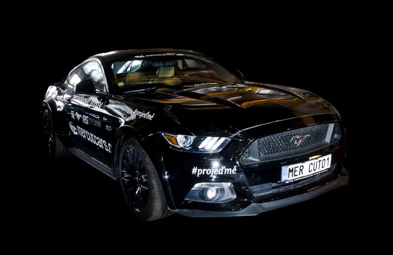 Mustang GT Black Edition