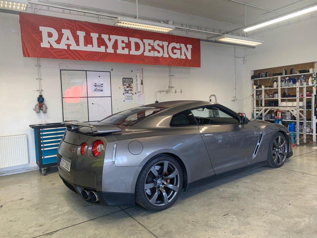 Provádíme revitalizaci našeho GT-R. Máte se na co těšit 7