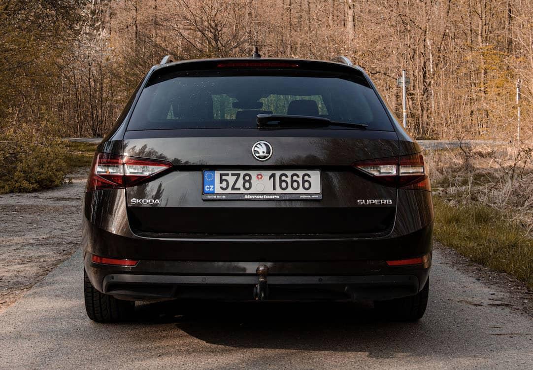 Škoda Superb 5