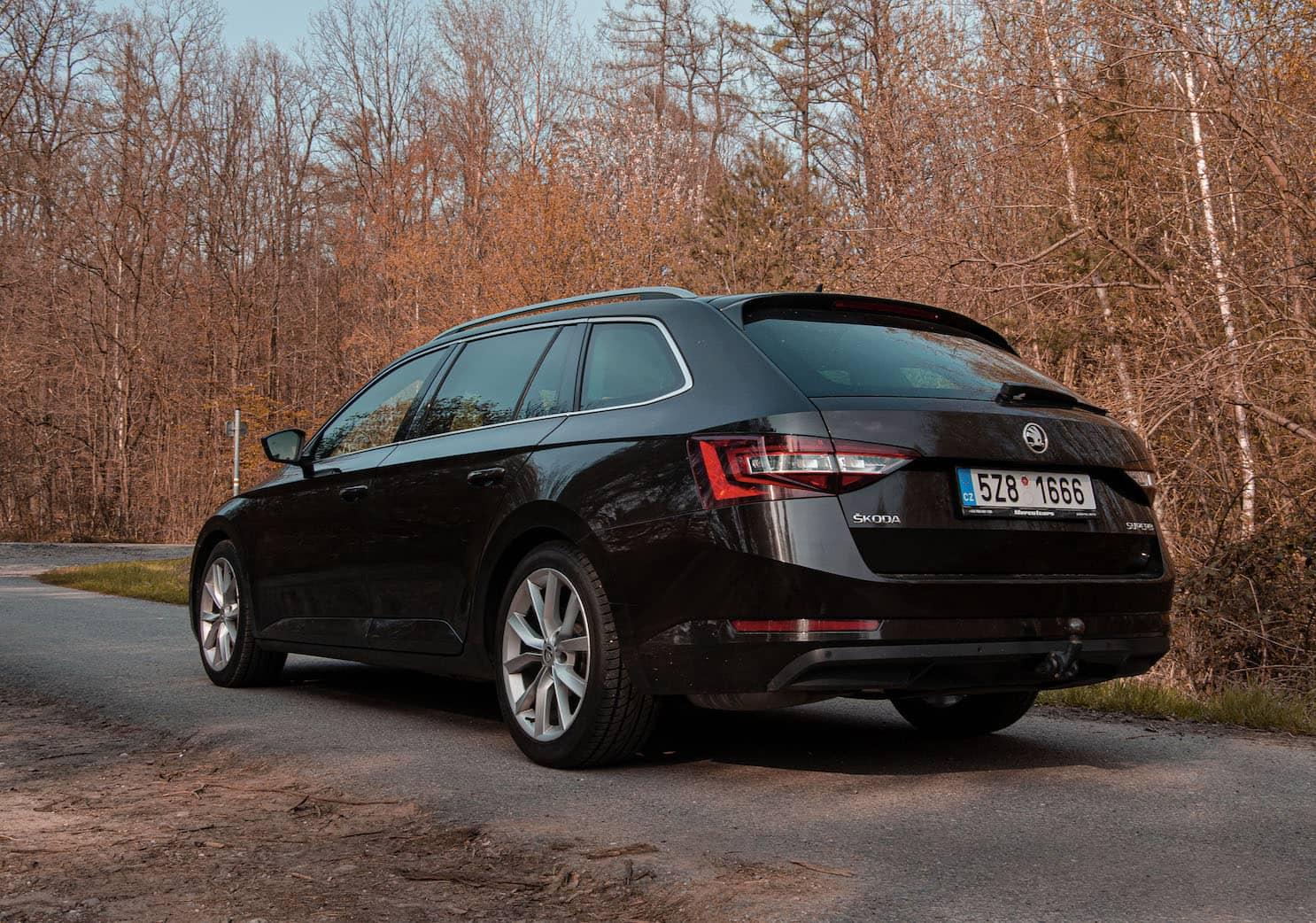 Škoda Superb 4