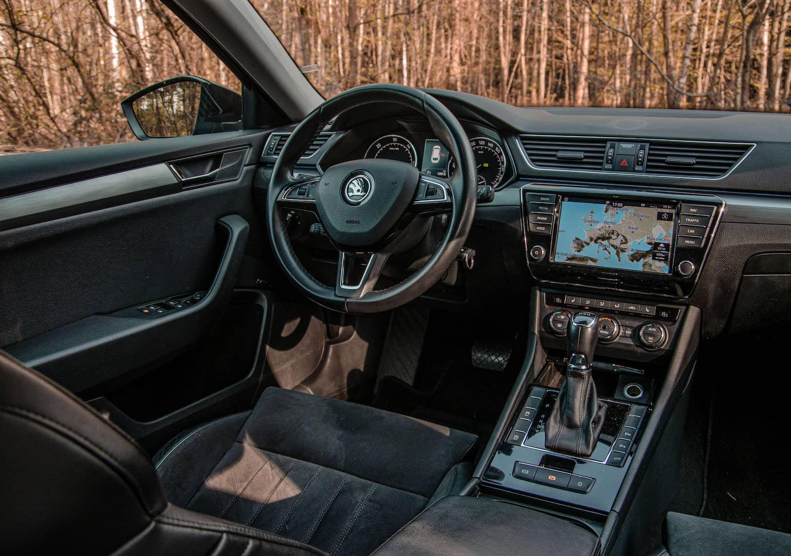 Škoda Superb 6